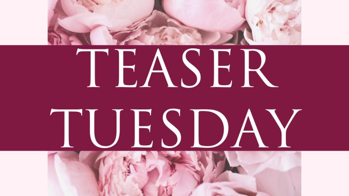 Teaser Tuesday | Tease MeOnce